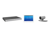 Cisco TelePresence System SX80 Codec, Precision 60 Camera, and Touch 10 - Videokonferansesett CTS-SX80-IP60-K9