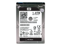 "WD Black Performance Hard Drive WD10JPLX - Harddisk - 1 TB - intern - 2.5"" - SATA 6Gb/s - 7200 opm - buffer: 32 MB WD10JPLX"