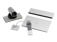 Cisco TelePresence System SX20 Quick Set with Precision HD 1080p 12x Camera - Videokonferansesett CTS-SX20N-12X-K9